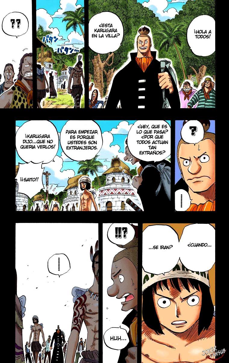 One Piece Manga 286-291 [Full Color] DoXup1Q5_o