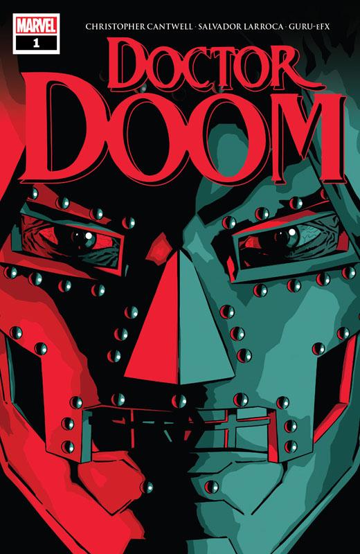 Doctor Doom #1-10 (2019-2021)