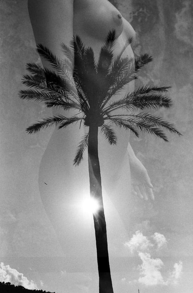 Двойные мечты - голая Мариса Папен и райские пляжи / Marisa Papen nude by Andy Bardon - Double Dreaming