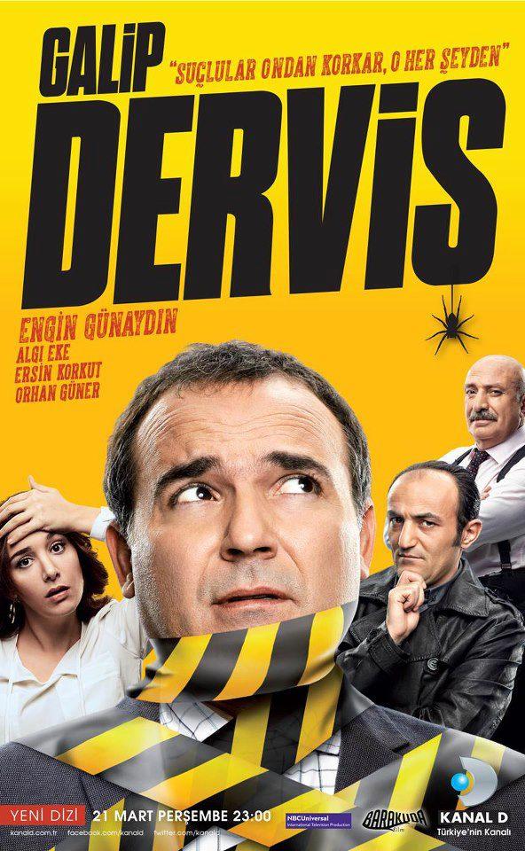 Galip Derviş | BoxseT | WEB-DL | 720p | H.264 | AC3 | HdT