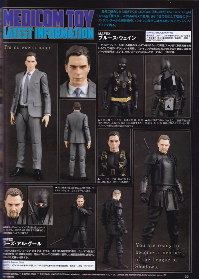 MAFEX  Batman Begins : Bruce Wayne, Ra's al Ghul - Mafex (Medicom Toys) Z0z0feU1_o