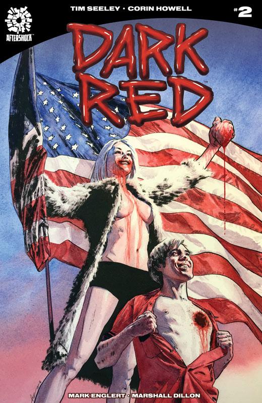 Dark Red #1-9 (2019-2020)