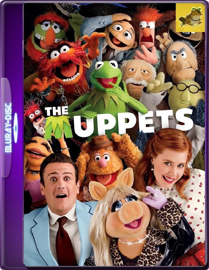 Los Muppets (2011) Brrip 1080p (60 FPS) Latino / Inglés