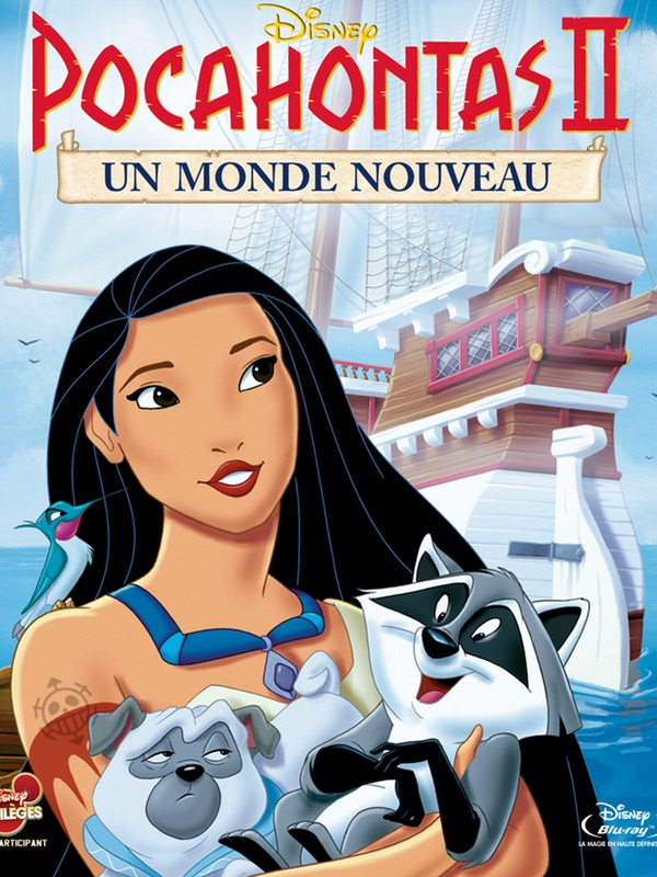 Pocahontas 2 1998 MULTi 1080p BluRay HDLight x265-H4S5S
