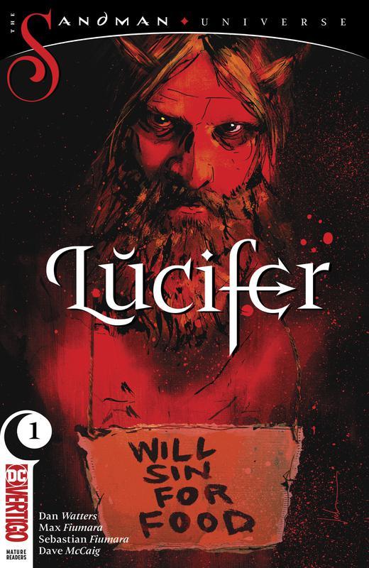 Lucifer Vol.3 #1-2 (2018-2019)