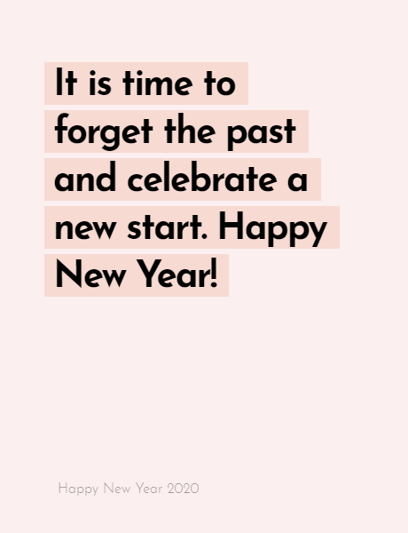 Happy New Year 2020 Wishes Quotes, Happy new year inspiration night 2020, wishes, messages & greetings 9