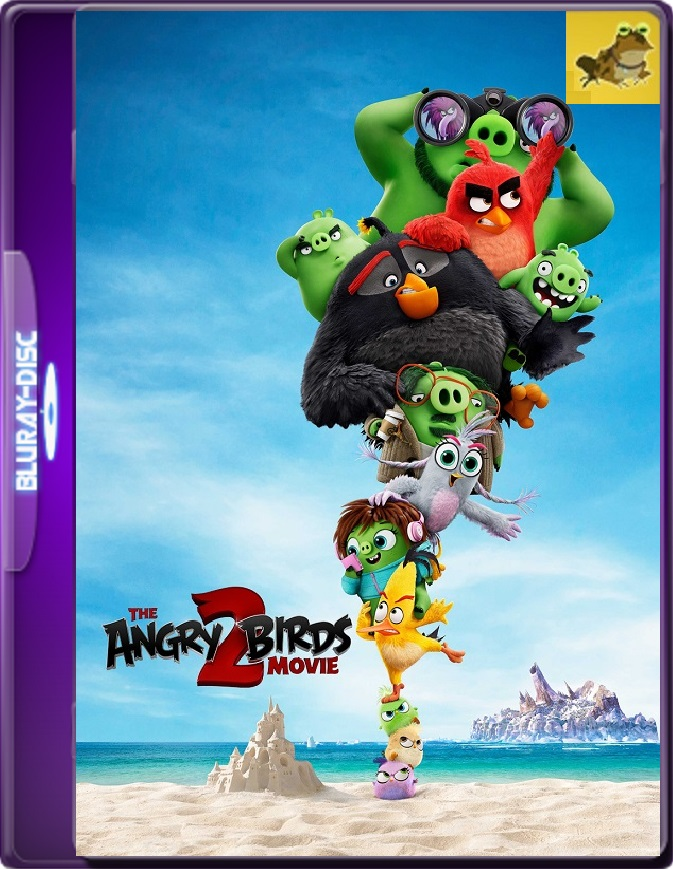 Angry Birds 2: La Película (2019) Brrip 1080p (60 FPS) Latino