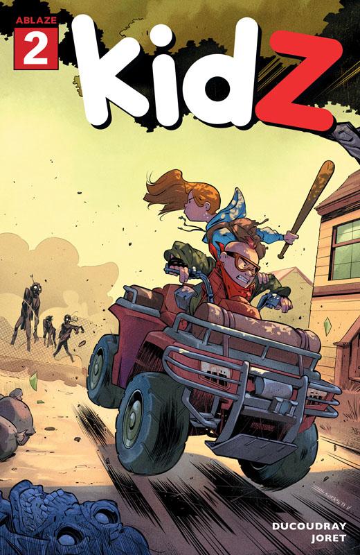 Kidz #1-4 (2019-2020)