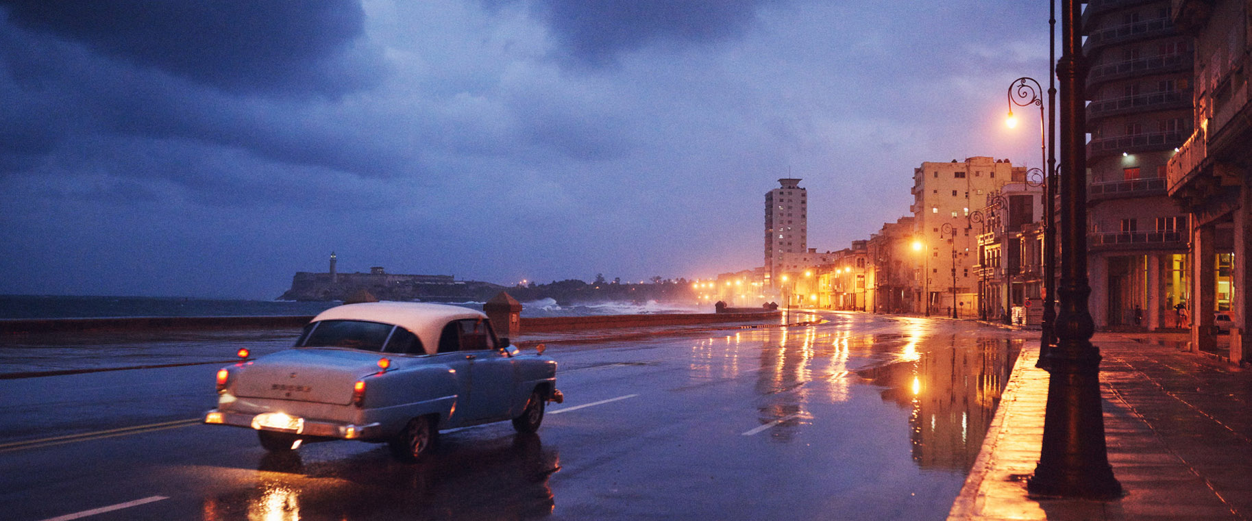 Cuba Cinemascopes by Maximilian Motel