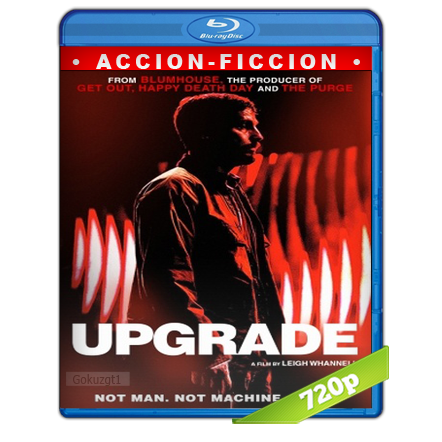 descargar Upgrade Maquina Asesina 720p Lat-Cast-Ing[Ficcion](2018) gartis