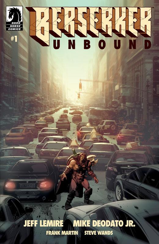 Berserker Unbound #1-4 (2019) Complete