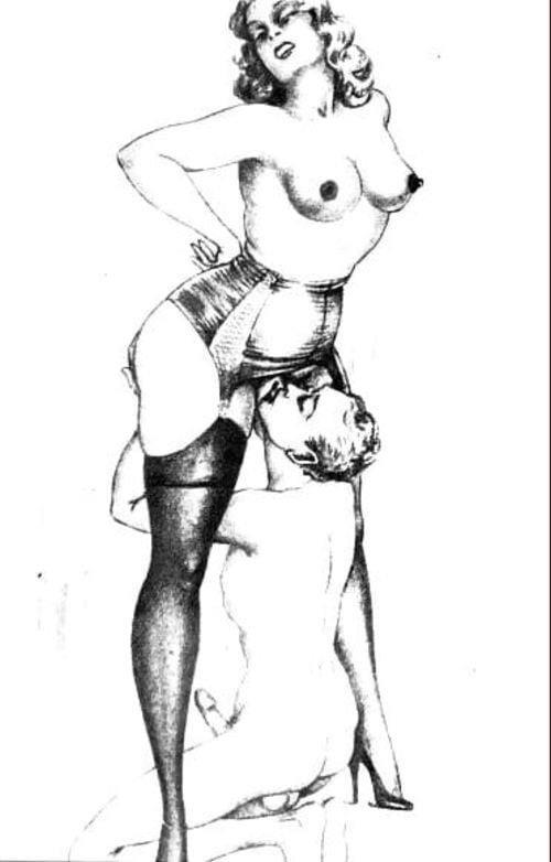 Tumblr femdom cunnilingus-1495