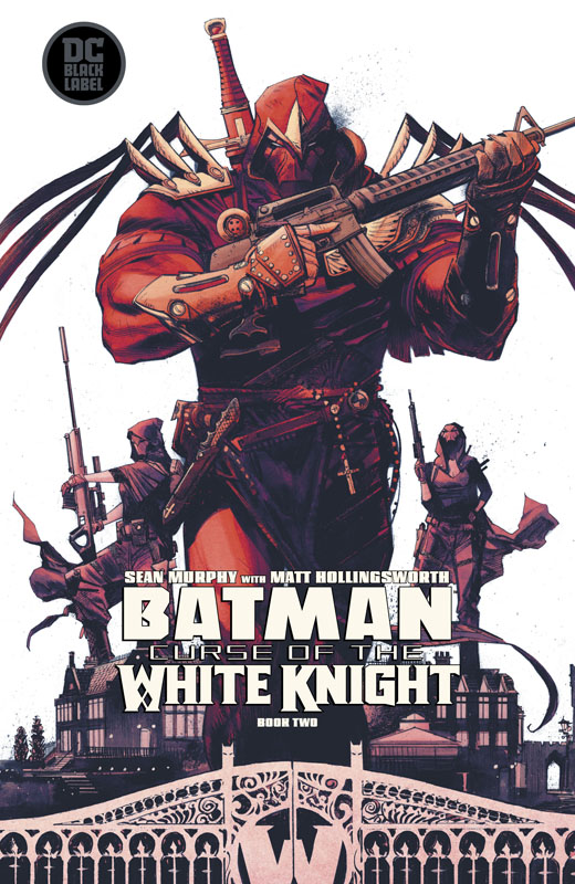Batman - Curse Of The White Knight #1-8 + OS (2019-2020) Complete