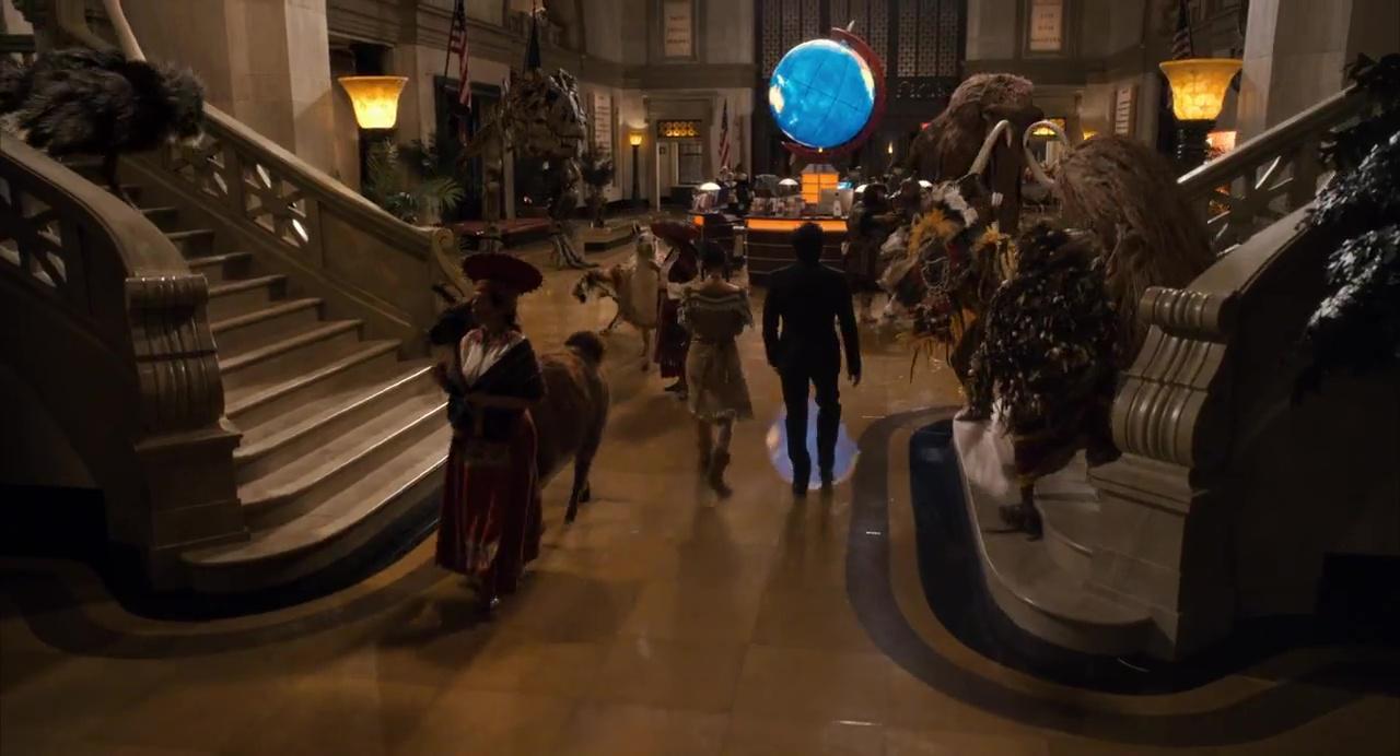 Una Noche En El Museo 3 720p Lat-Cast-Ing 5.1 (2014)