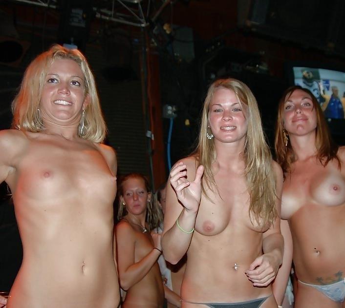 Nude spring break beach-4155