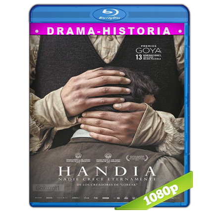 descargar Handia 1080p Castellano[Drama](2017) gratis