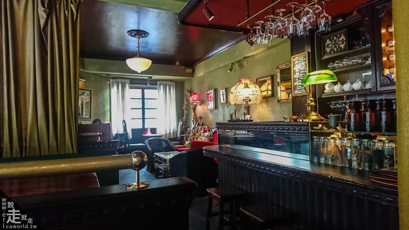 復古 咖啡廳 祕氏咖啡 台北
