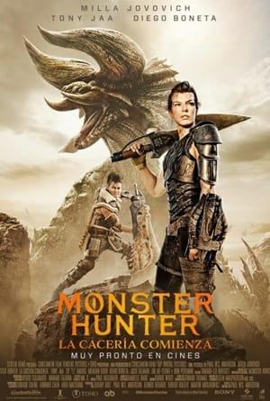 Monster Hunter La Cacería Comienza [2020][BD-Rip][720p][Lat-Cas-Ing][VS]