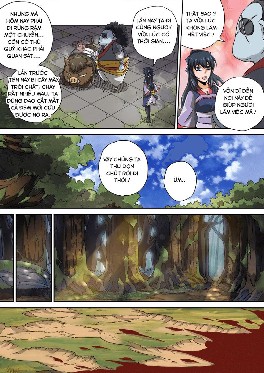 Quyền Bá Thiên Hạ Chapter 66