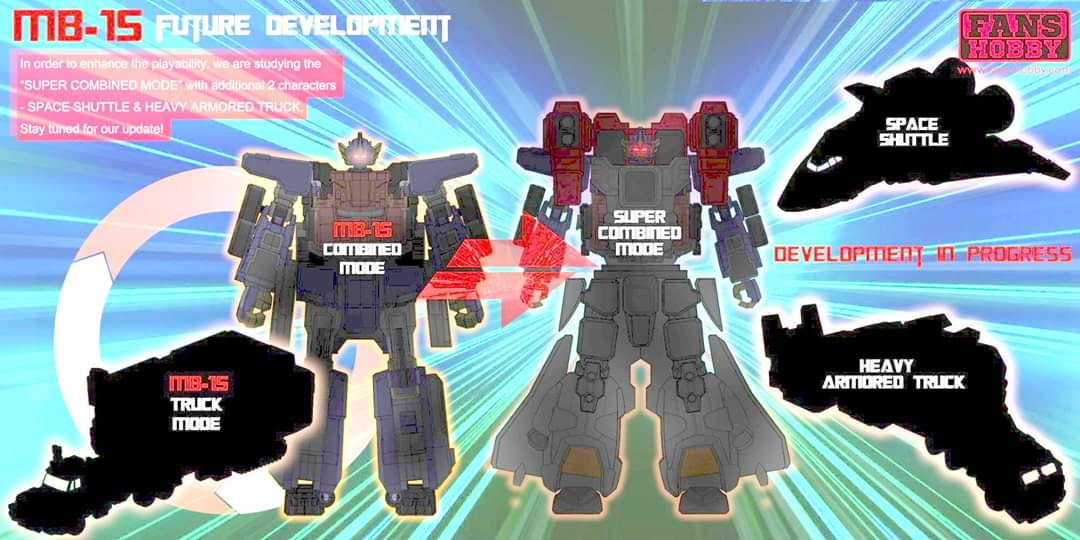 [FansHobby] Produit Tiers - Master Builder MB-15, MB-xx et MB-xx - aka Armada Optimus Prime, Jetfire et Overload OLbPHTDX_o