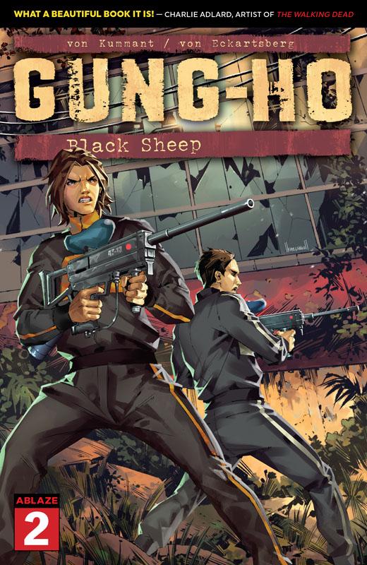 Gung-Ho - Black Sheep #1-3 (2019-2020)