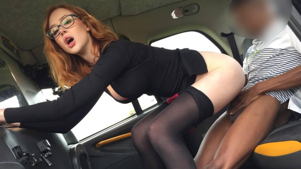 Lenina Crowne – Lenina Crowne And A Big Black Cock – Fake Taxi – FakeHub