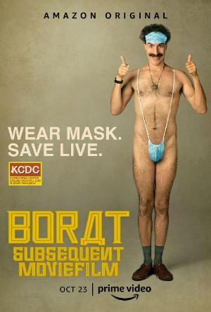 Borat Subsequent Moviefilm poster image