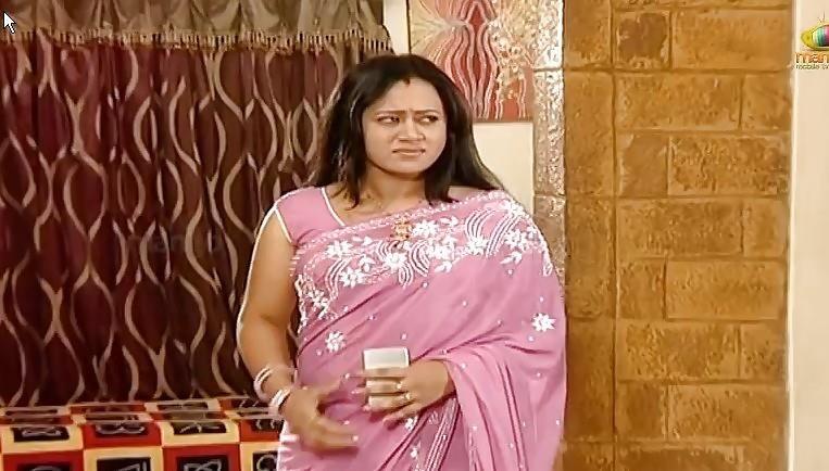 Telugu aunty naked images-4696