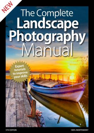 Landscape Photography Manual 5e OCR - The Complete