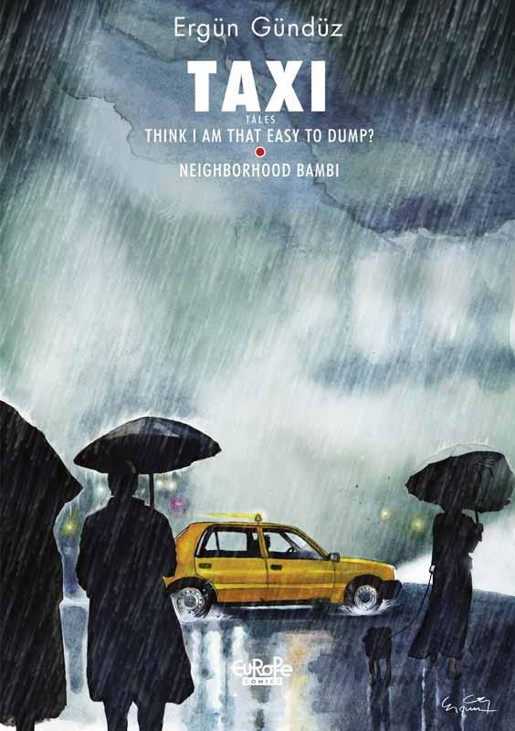 Taxi Tales 01-02 (2018-2019)