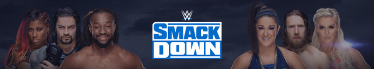 WWE Friday Night SmackDown 2019 11 08 720p HDTV x264-NWCHD