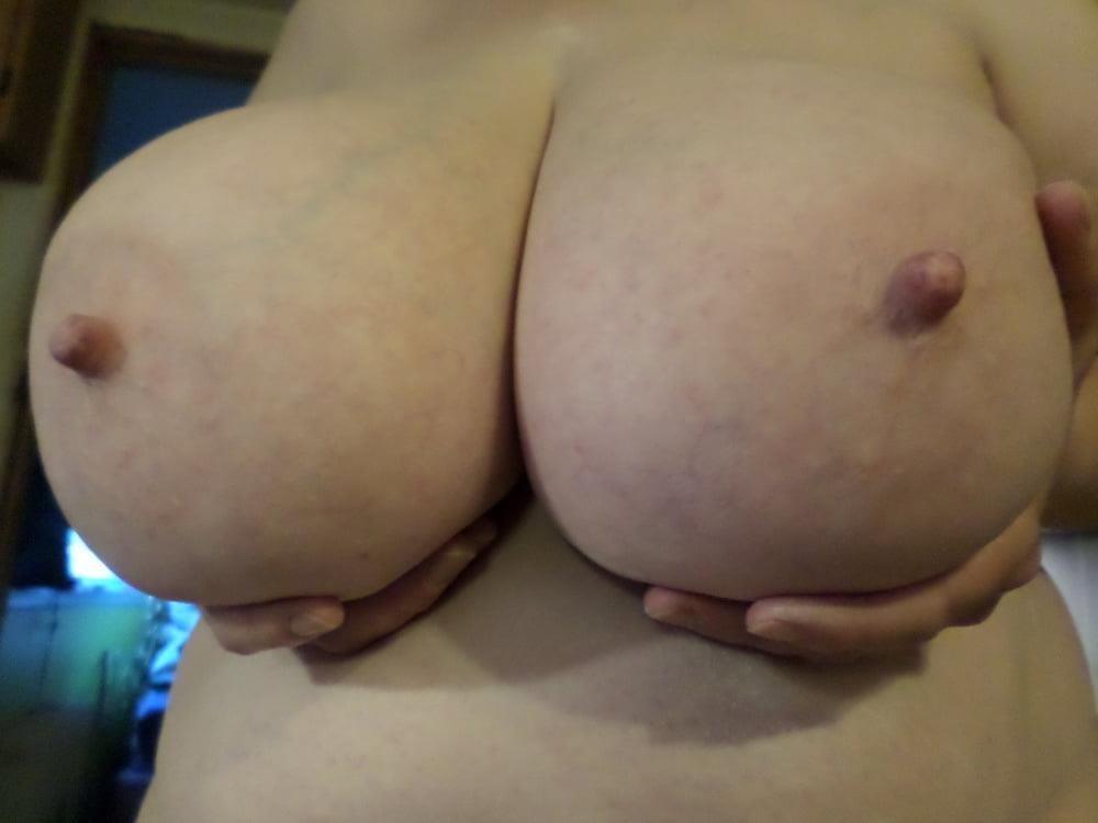 Big natural boobs big nipples-4362