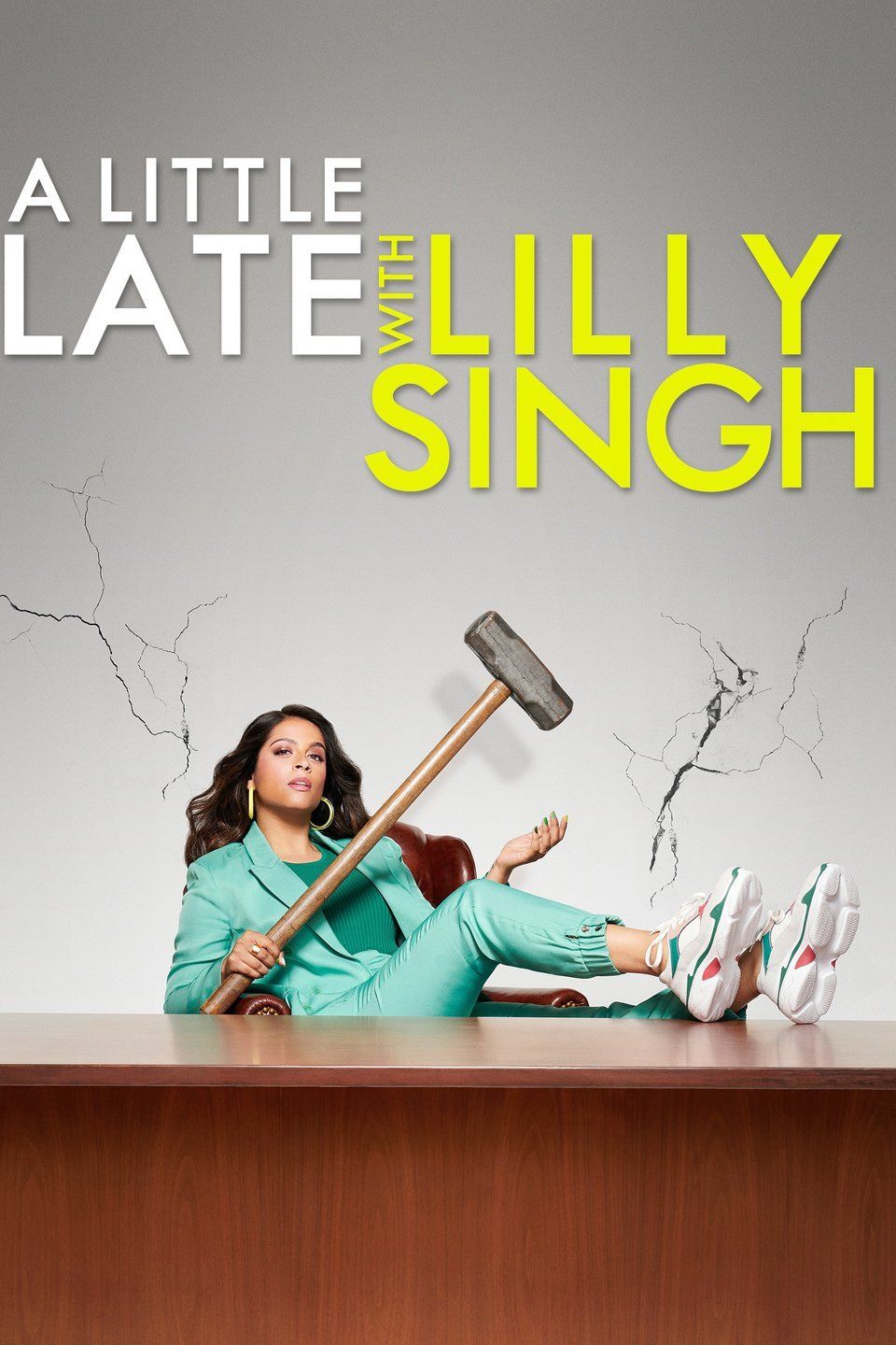 Lilly Singh 2019 11 12 Tyler Perry WEB x264-XLF