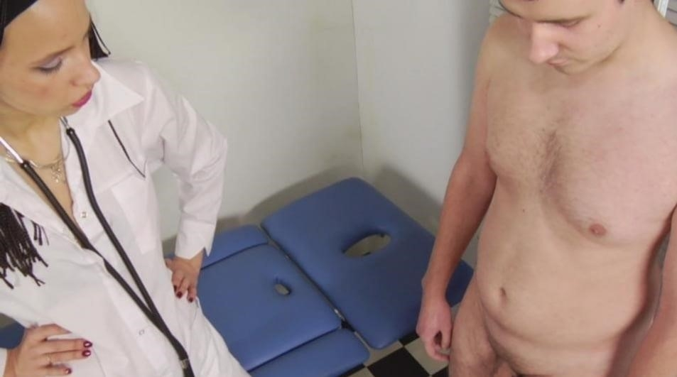 Femdom medical cbt-1193