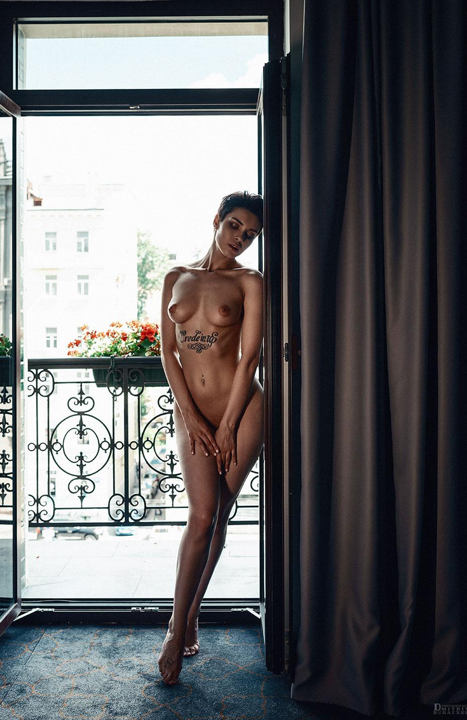 Сексуальная и почти голая Таня Фрост / фото 07