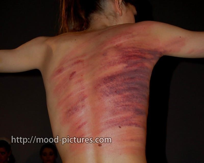 Extreme lesbian spanking-6367