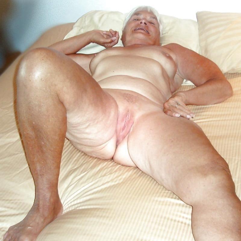 Chubby granny naked-1685