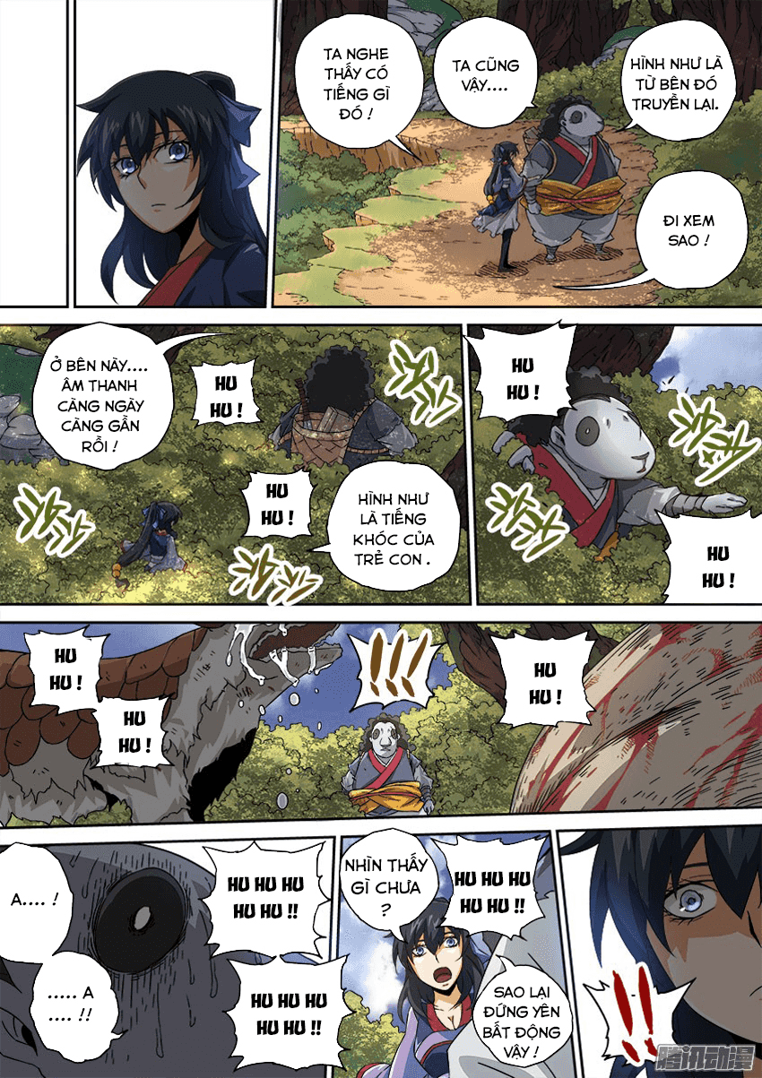 Quyền Bá Thiên Hạ Chapter 67
