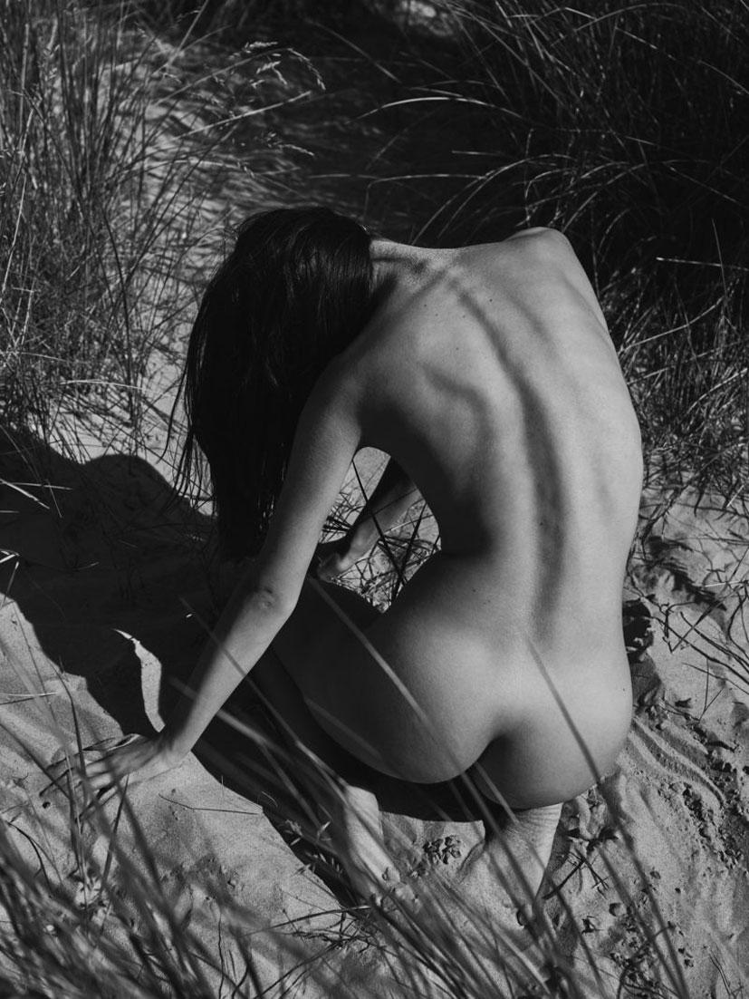 Rebecca Bagnol nude by Stefan Rappo