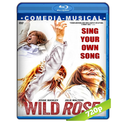 Wild Rose Sigue Tu Propia Cancion (2018) BRRip 720p Audio Trial Latino-Castellano-Ingles 5.1
