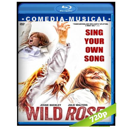 Wild Rose Sigue Tu Propia Cancion [2018][BD-Rip][720p][Trial Lat-Cas-Ing][Drama]