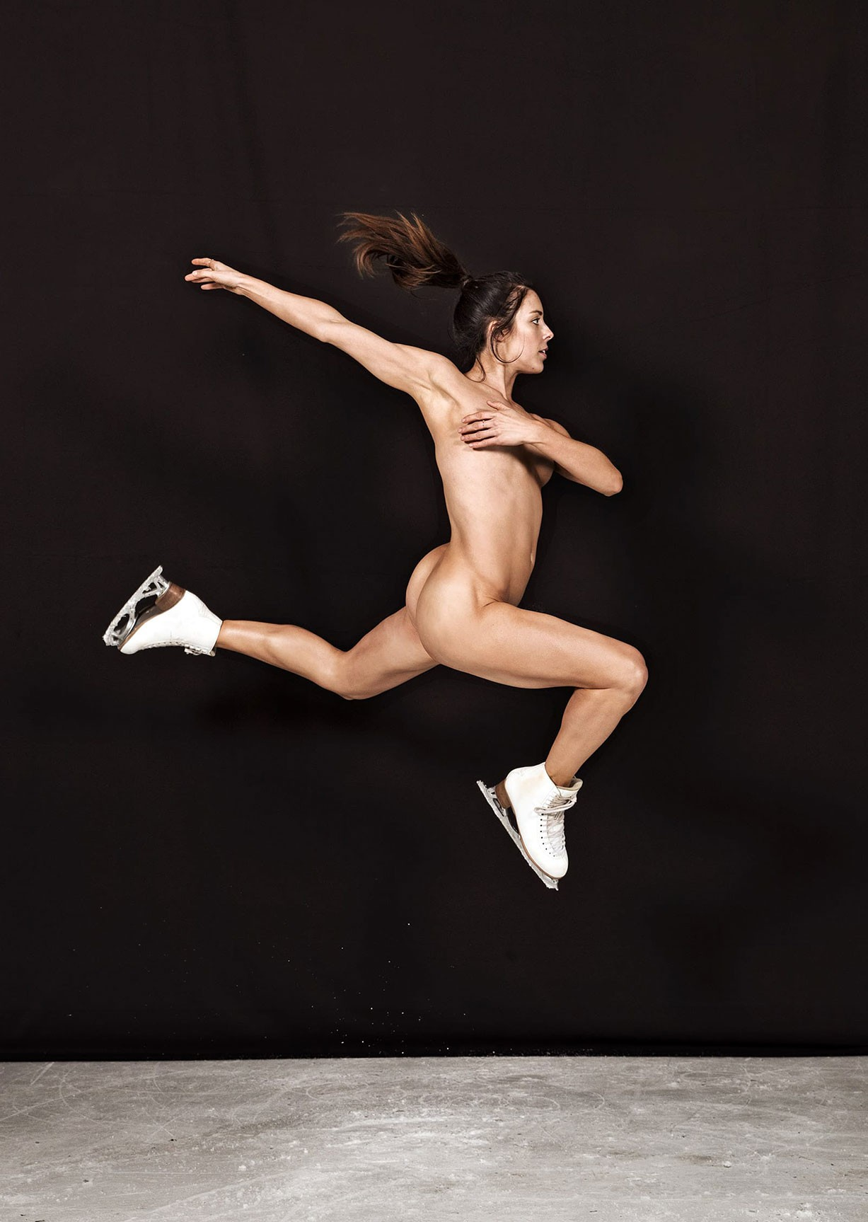 Ashley Wagner - ESPN The Body Issue 2017 / photo by Silja Magg