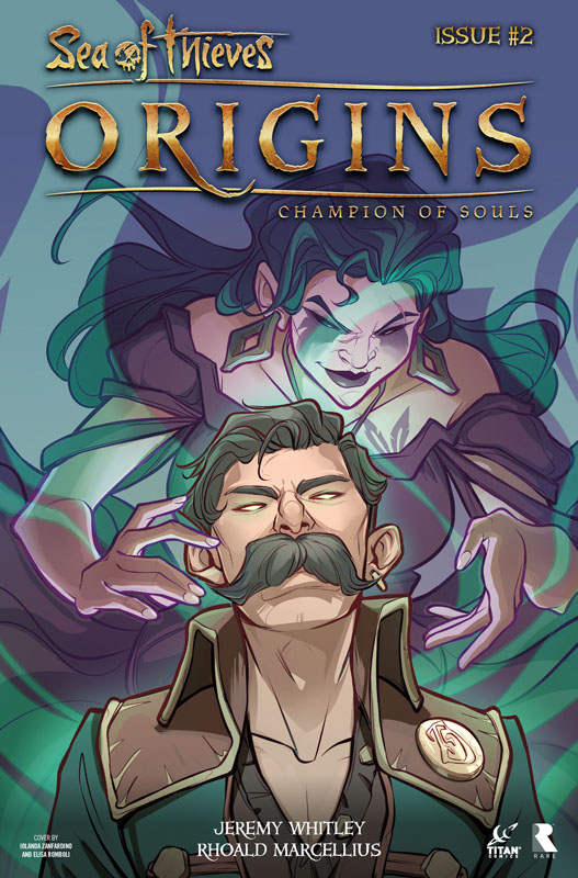 Sea of Thieves #1-3 (2021)