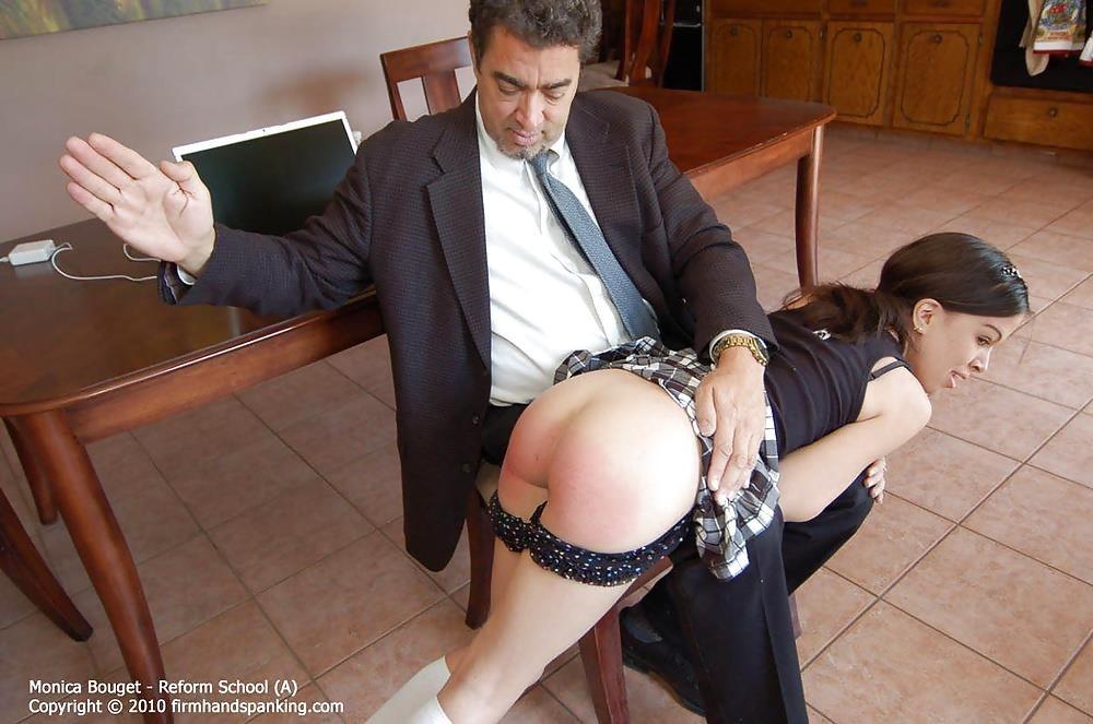 Girls getting spanked naked-6140