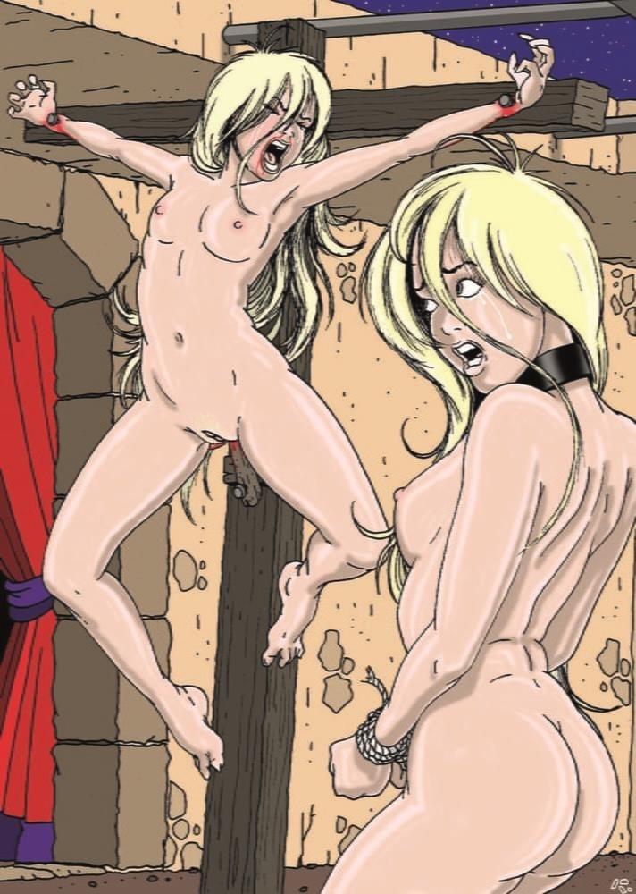Gary roberts bdsm comics-1813