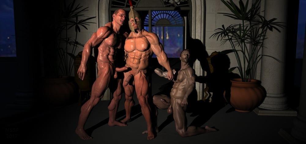 Roman slave xxx-6955