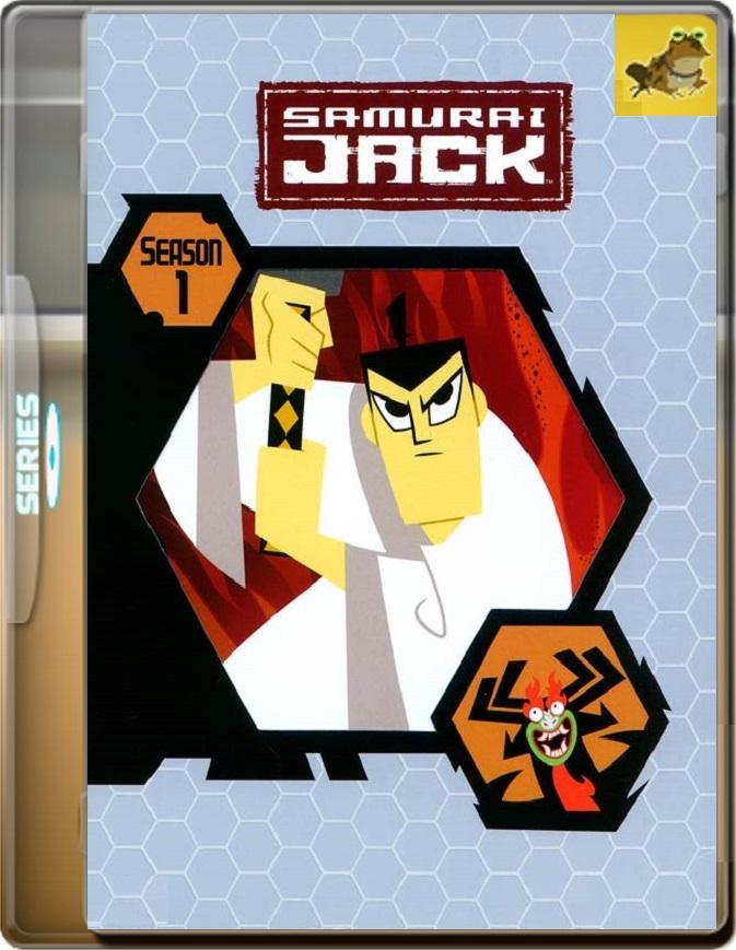 Samurai Jack (Temporada 1) (2001) Brrip 1080p (60 FPS) Latino / Inglés