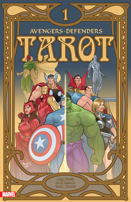 Tarot 001 (2020)