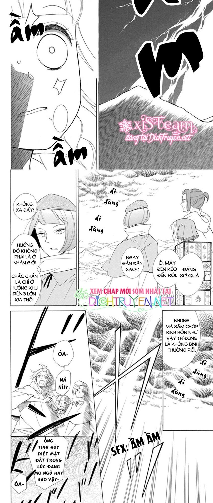 Colette wa Shinu Koto ni Shita chap 85 - Trang 17