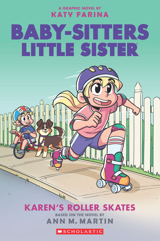 Baby-Sitters Little Sister 01-03 (2020-2021)